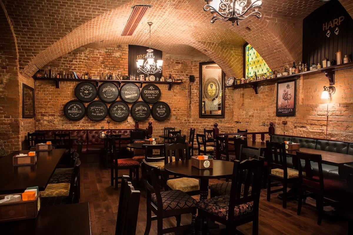 Работа в москве барменом в пабе