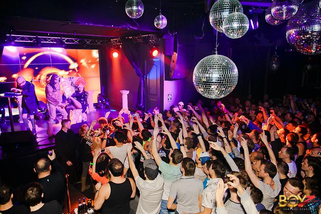 Boyz ночной клуб ночной клуб вечеринка в белом